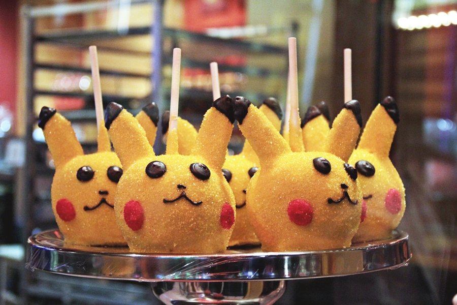 sweets pikacu  pokemon