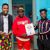 Buea based Let Them Laugh comedy Club Celebrates Maiden Comedy Challenge Winners.
