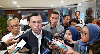Menteri Luhut : Kemungkinan Libur dan Cuti Lebaran Diundur Akhir Tahun