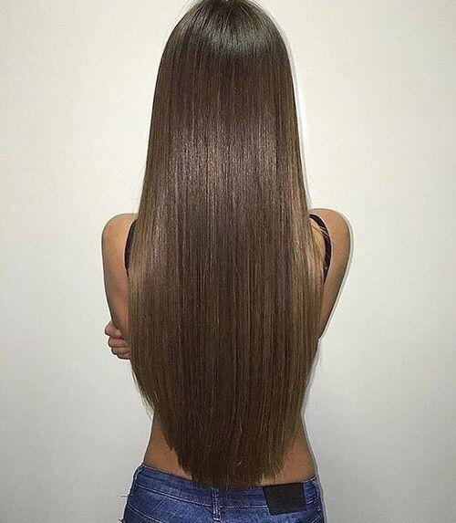 Hidratação para cabelo liso - Receitas caseiras