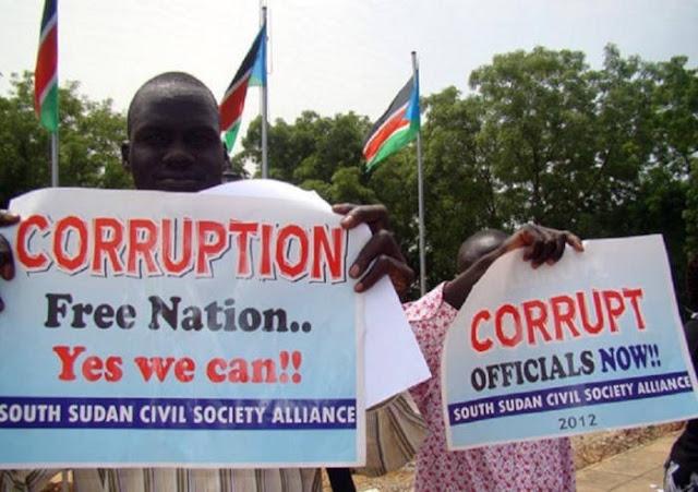 Peringkat korupsi di seluruh dunia