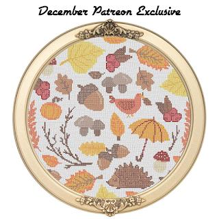 Four Seasons Fall Sampler