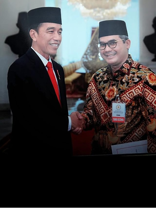 Jokowi Pro-Umat,  Sektor Ekonomi Beri Kesempatan Kader NU