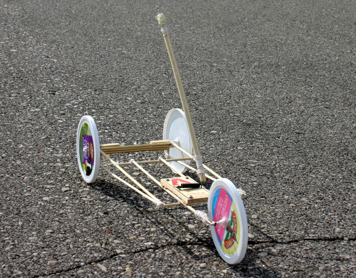 Scienceguyorg Ramblings The Evolution Of My Mousetrap Car