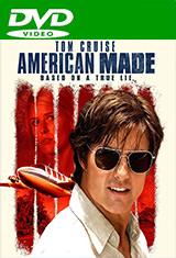American Made (2017) DVDRip Español Castellano AC3 5.1