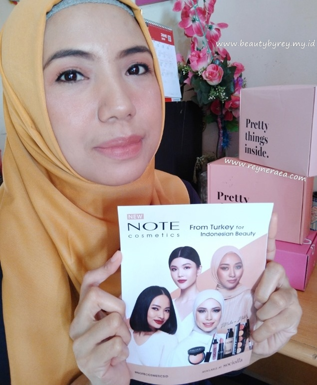 Sekilas Tentang Note Cosmetics