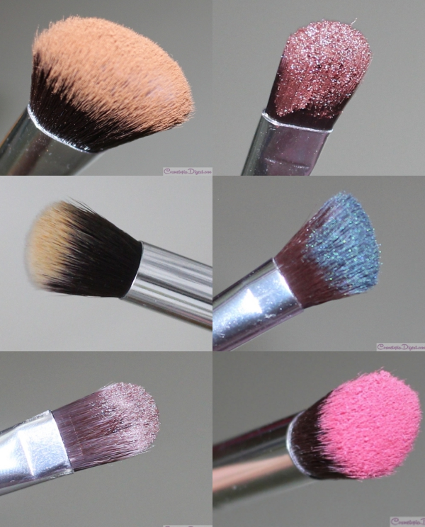 Missamé 10pc Bamboo Makeup Brush Set review