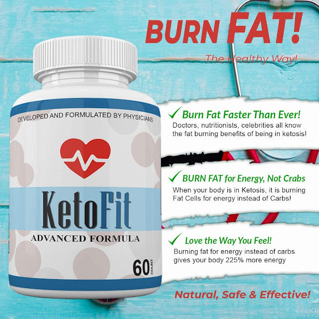 Keto Fit Reviews in 2020