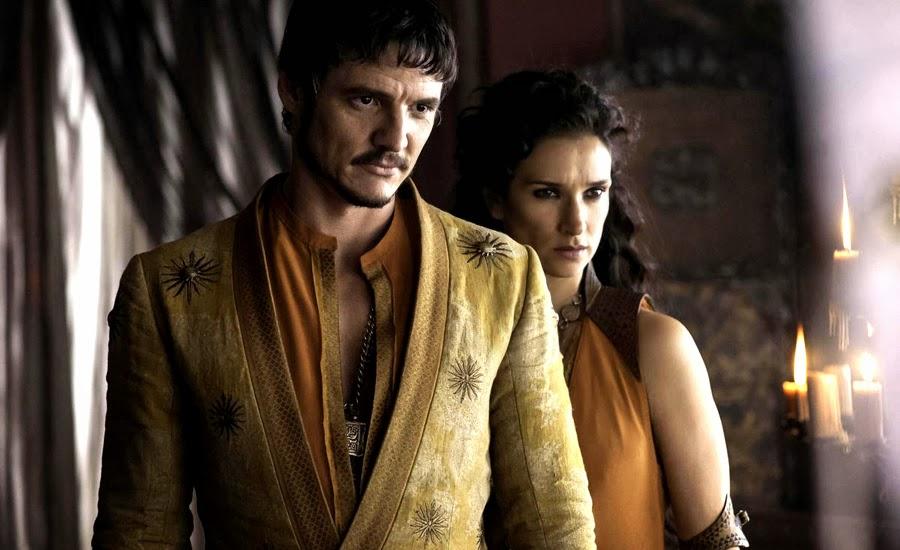 Noul personaj ce apare în sezonul 4: Oberyn Martell