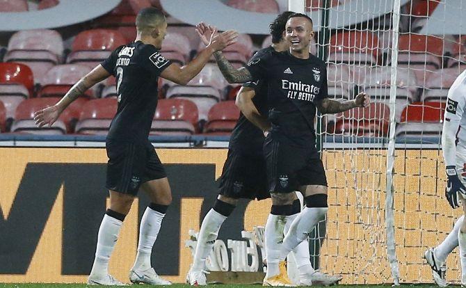 Gilberto e Everton Cebolinha desataram o nó