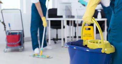 Contrata-se Servente de Limpeza - Envie seu cv