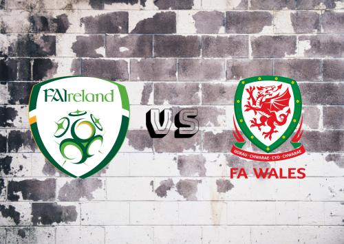 Republic of Ireland vs Wales  Resumen