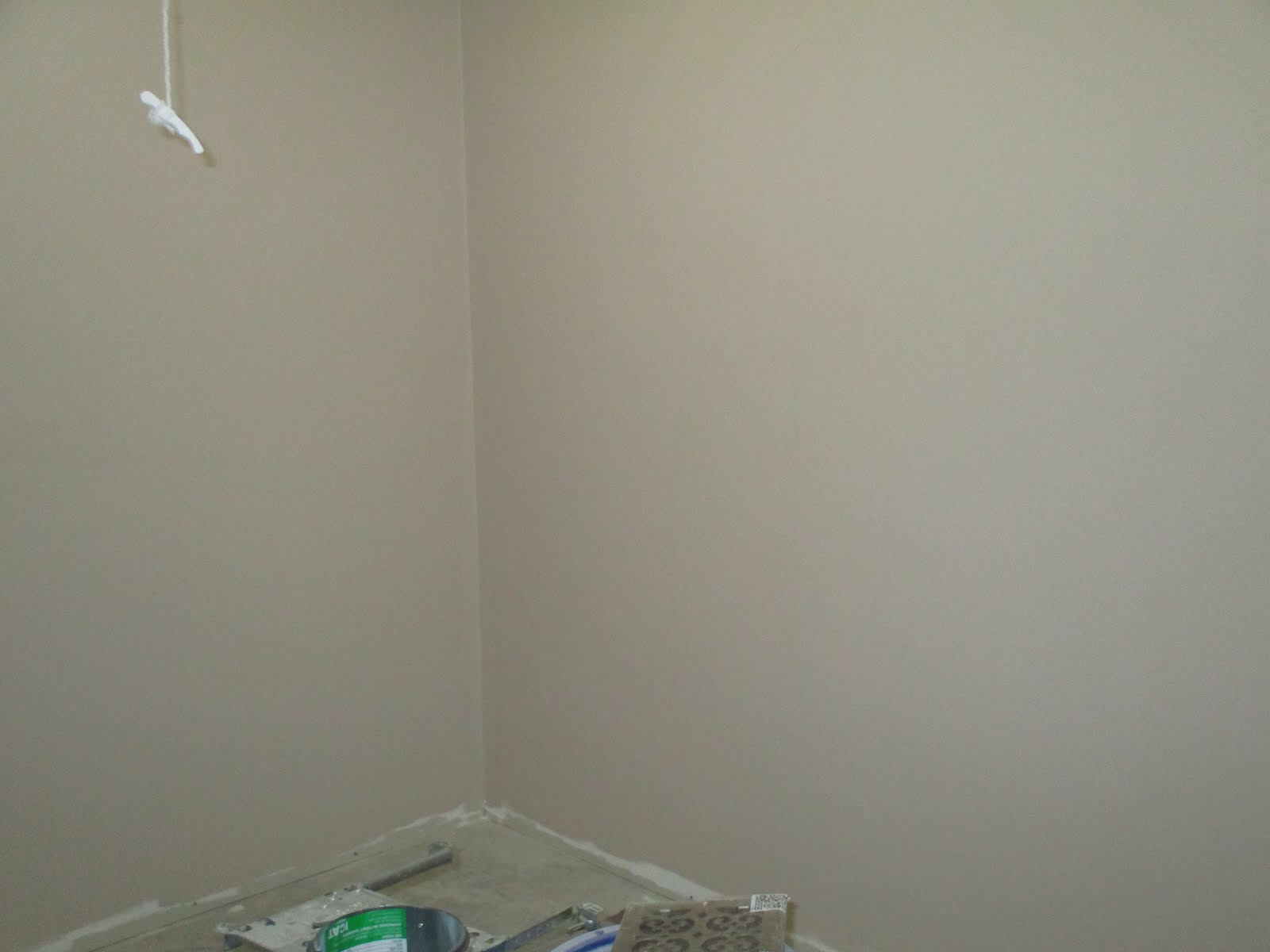 A New Home In The Country Paint Colors