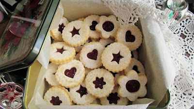 Najbolji Linzer kolačići  // The best Linzer cookies