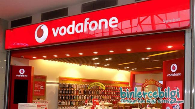 Vodafone Pin ve Puk kodu nasıl alınır? bloke kaldırma nasıl yapılır? Vodafone pin bilgisi ve puk bilgisi nasıl nereden öğrenilir?