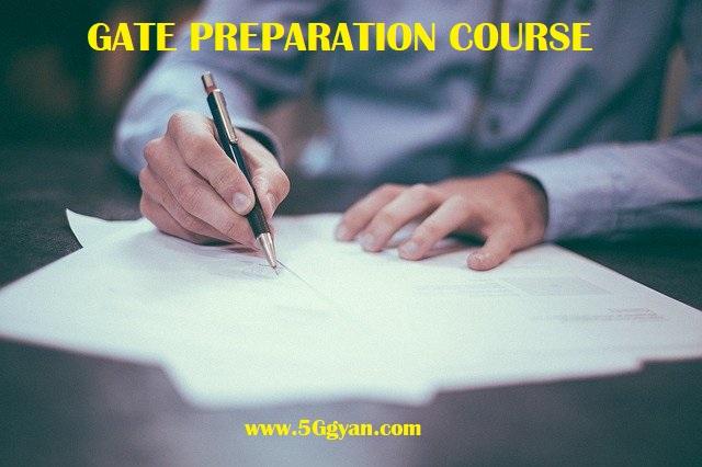 GATE Preparation Course free download