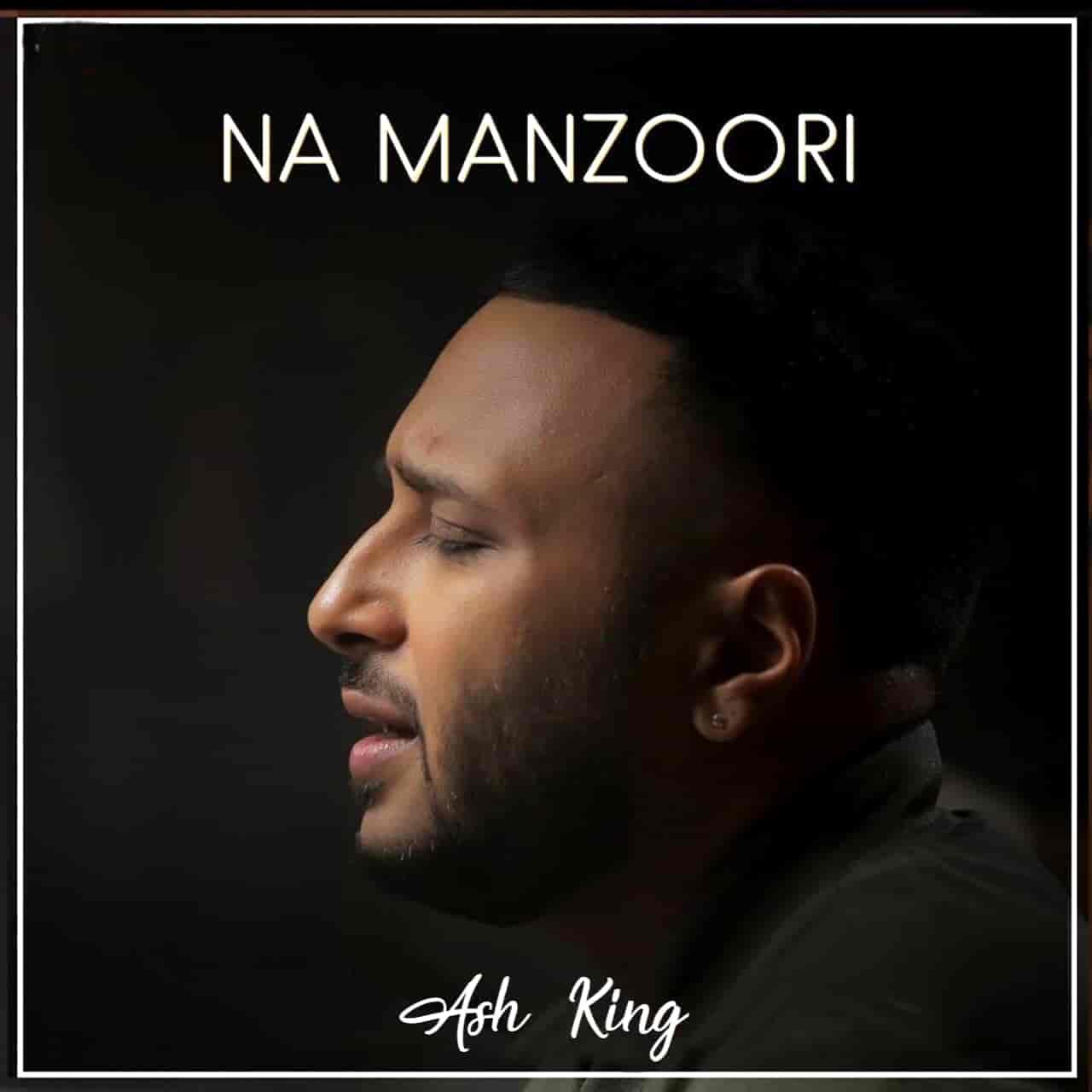 Na Manzoori Hindi Song Image By Ash King