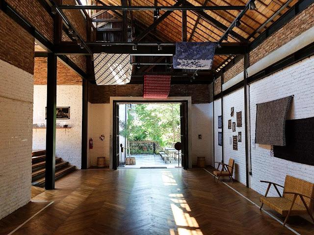 art gallery the parlor bandung