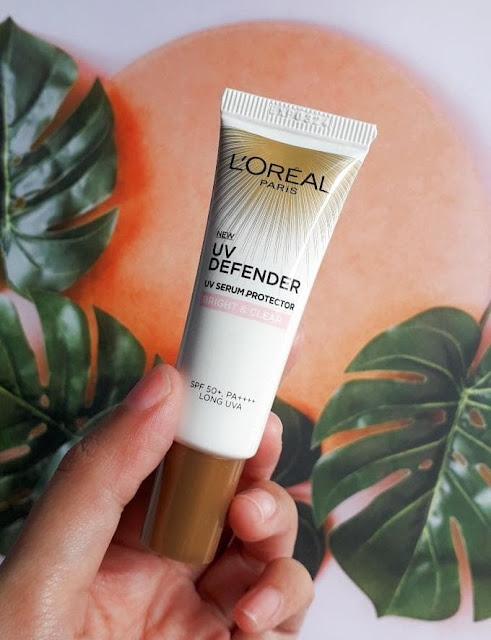 L'oreal Paris Bright & Clear Sunscreens