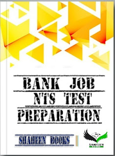 Banks Job & NTS test Preparation,NTS.UBL,HBl,ABL Banks & NTS ,HBL Test  Preparation, UBL Test Preparation, Bank job test Preparation