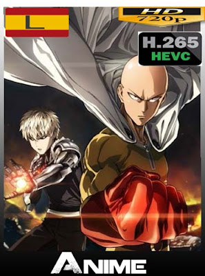 One Punch Man (12/12) HD [720P-x265] latino [GoogleDrive]