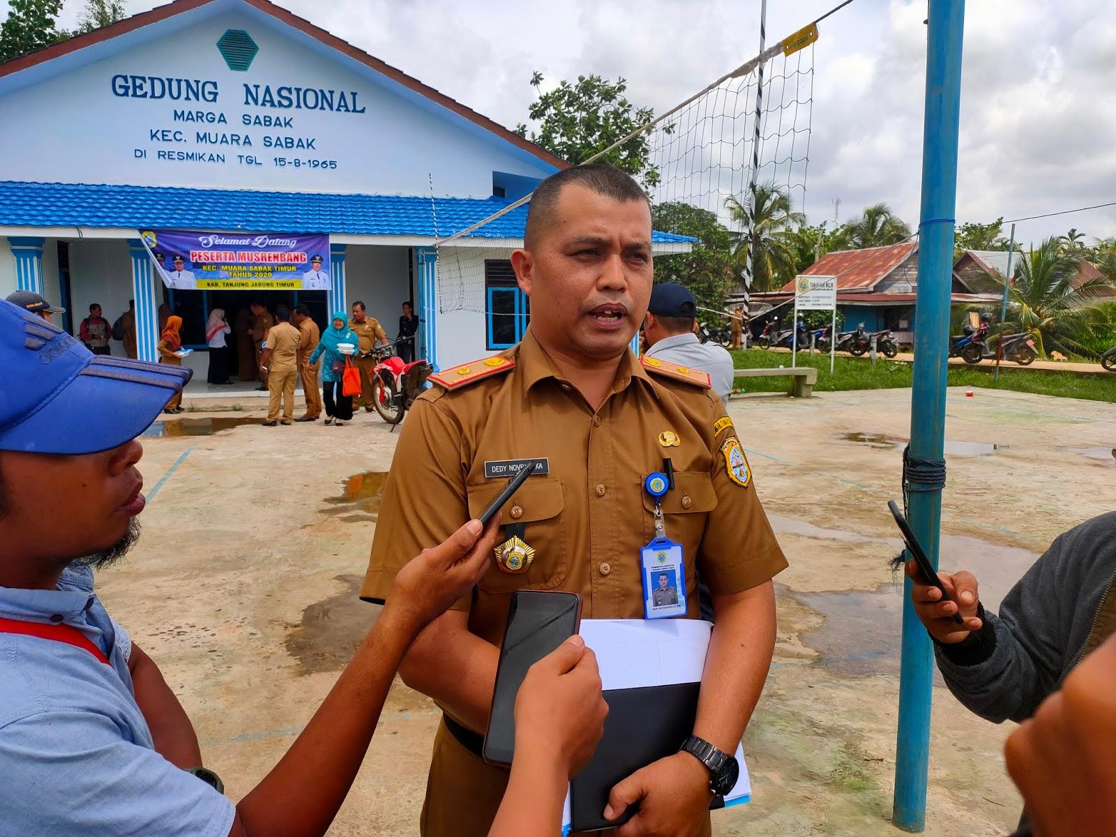 Tiga Desa di Geragai Sering Terendam Banjir, PUPR Tanjabtim Akan Koordinasi dengan Provinsi