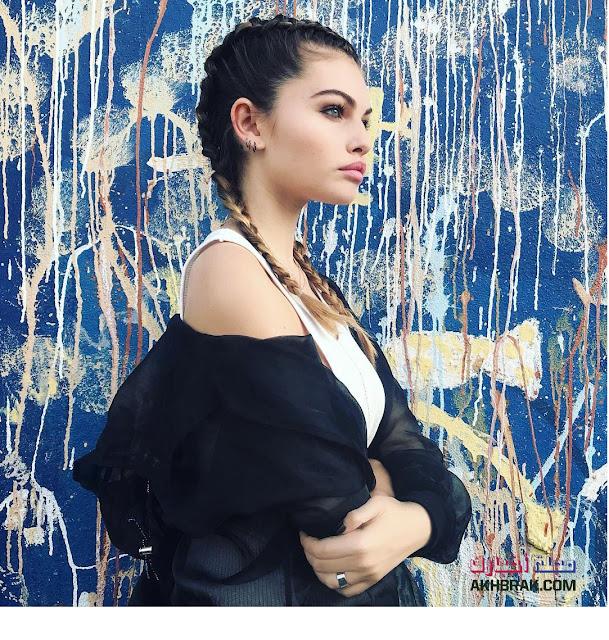 اجمل طفلة فى العالم تايلان بلوندو. صور اجمل فتاة فى العالم تعمل فى عروض الازياء. عيون جميلة