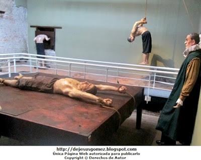 Foto a las torturas que se practicaba en la Inquisición por Jesus Gómez