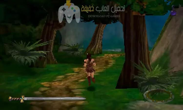 تحميل لعبة زينا Xena للكمبيوتر