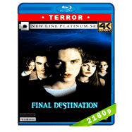 Destino final (2000) 4K UHD Audio Dual Latino-Ingles