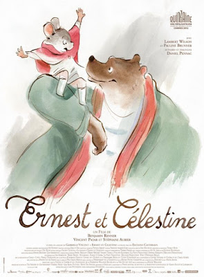 Ernest et Célestine (Ernest and Celestine) [2012] [DVD] [R4] [NTSC] [Latino]