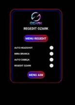 APK Regedit Ozark V1 Headshot Aimfov Aimbot Aimlock Free Fire Max