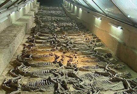 hal paling menakutkan yang pernah ditemukan oleh para arkeolog