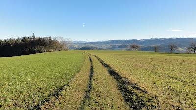 Vom Chabisberg nach Ursenbach