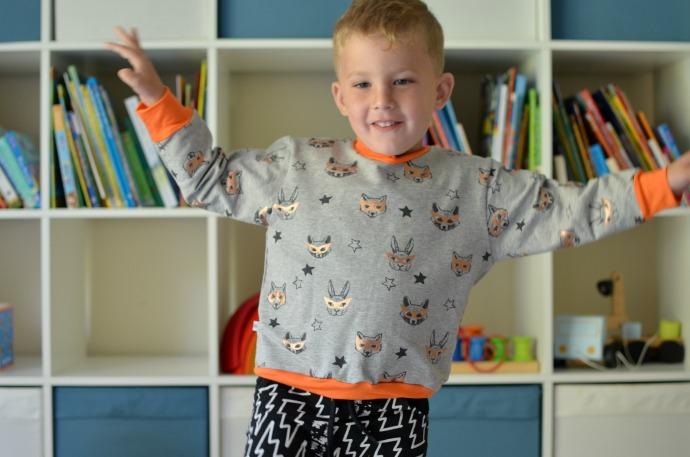 milly'o, handmade children's clothes, themummyadventure.com