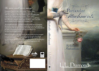 Book cover: Particular Attachments by Leslie Diamond