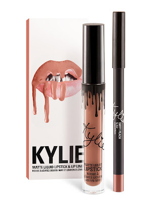 Kylie Lip Kit Dirty Peach