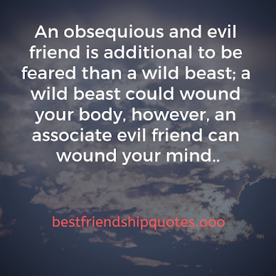 Quotes On Fake Friends And Friendship