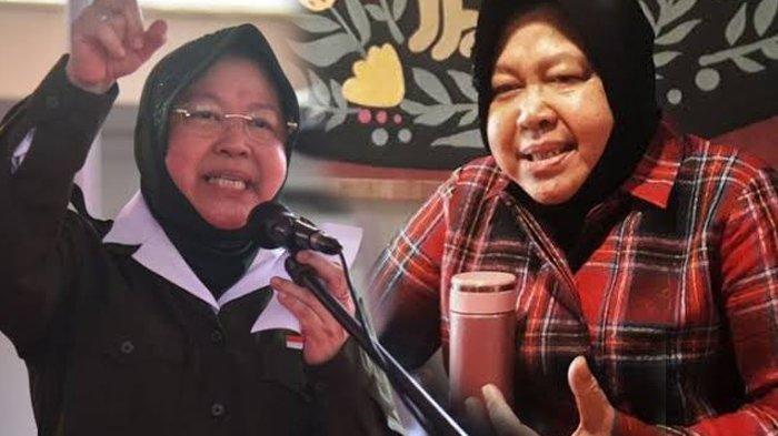 Surabaya Peringkat Tertinggi Pasien Positif Corona di Jatim, Berikut Langkah Pencegahan Risma
