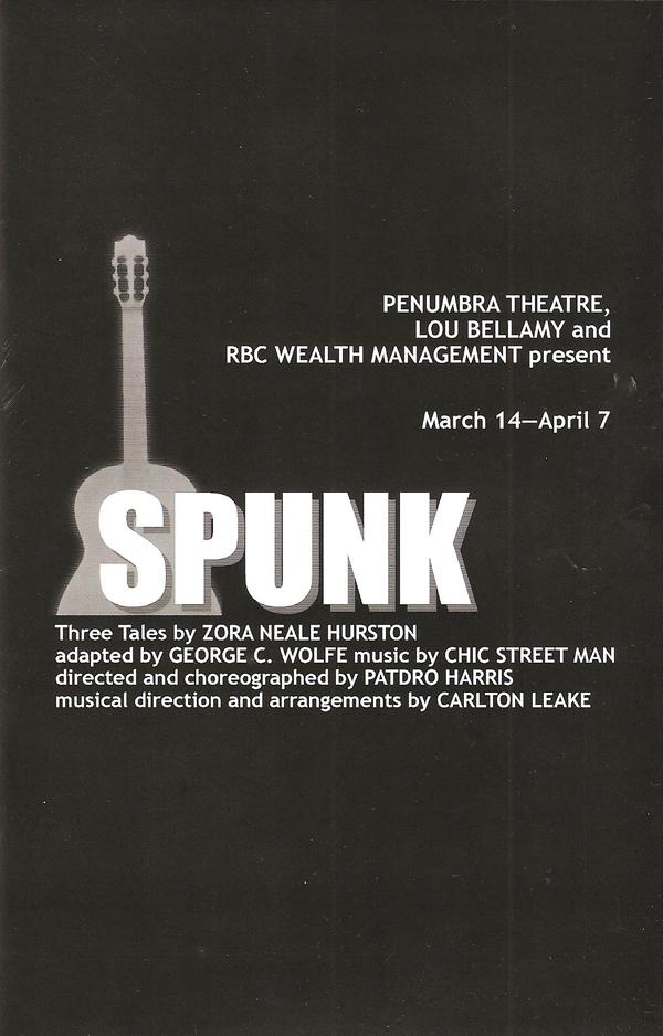 Spunk tale three