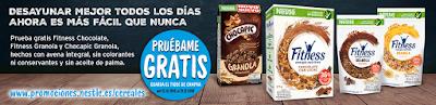 Prueba gratis una de 4 variedades de cereales Nestlé gracias a su reembolso
