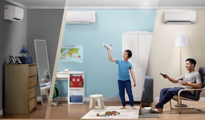 Ingin Memasang AC di Rumah, Ketahui Perbedaan AC Single Split dan Multi Split Ini!