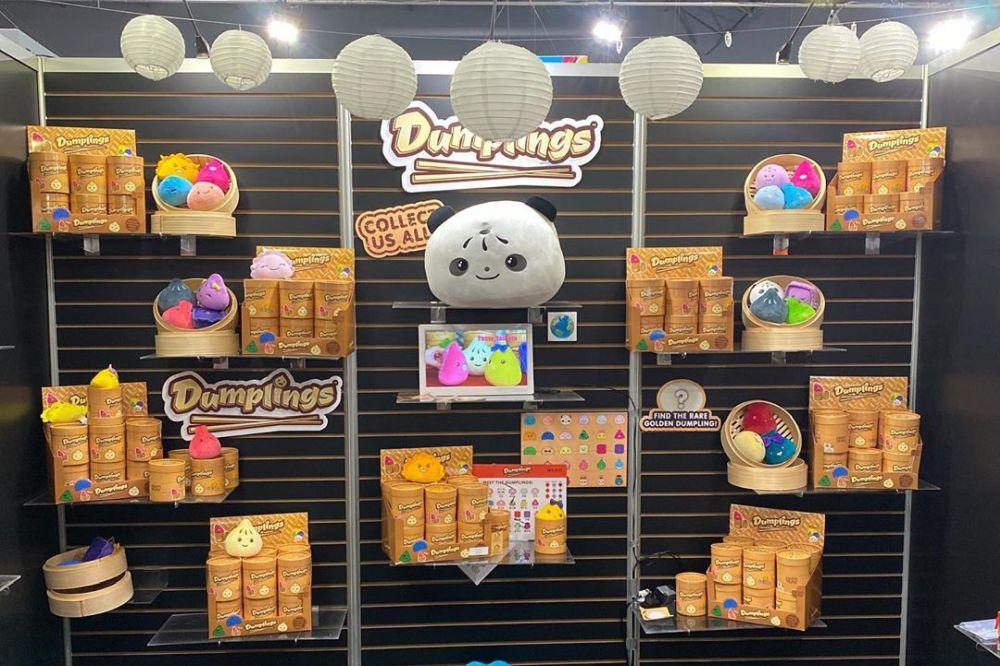 Мягкие игрушки Dumplings в коробочках-сюрпризах новинки игрушек 2020