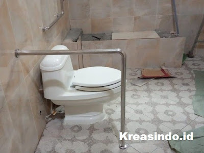 Harga Handrail Stainless Kloset