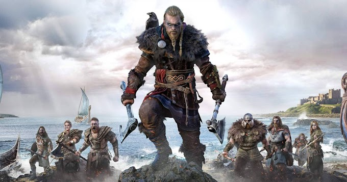 Assassin's Creed Valhalla deve ter mapa Gigantesco