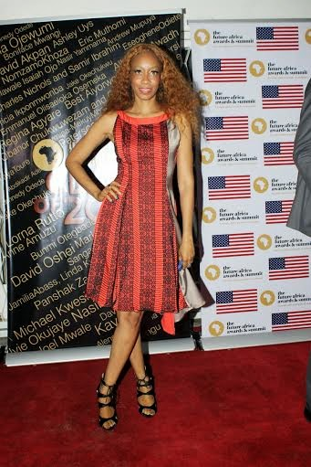 14 Photos: Celebs step out for Future Africa Awards Nominees Reception