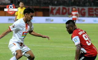 Madura United vs Persija Jakarta 2-2 Highlights
