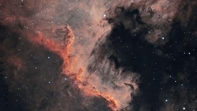 Nebula Galaxy phone wallpaper