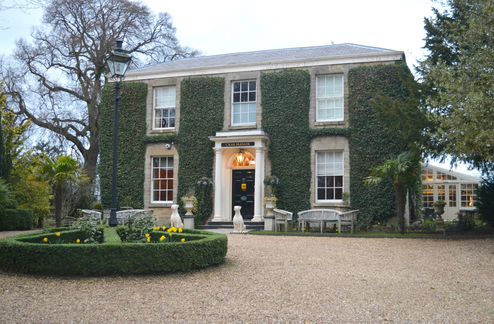 Luxury Overnight Stay at Crab Manor at the Crab & Lobster, Thirsk