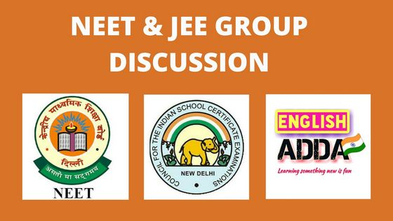 NEET and JEE GROUP DISCUSSION WHATSAPP GROUP LINKS